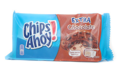 Chips Ahoy extra chocolate