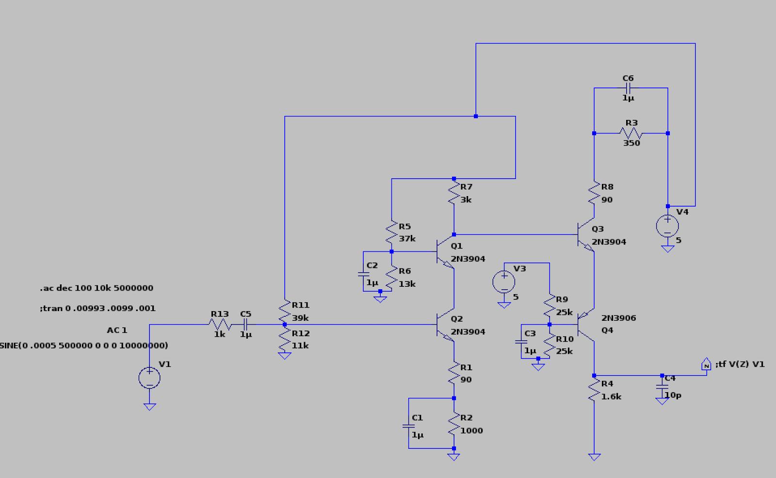 Beautee December 2012 Transimpedance Amplifier Flickr Photo Sharing Im So Baller Because I Have 4 Transistors