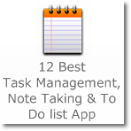 12 Best Task Management, Note Taking & To Do list App