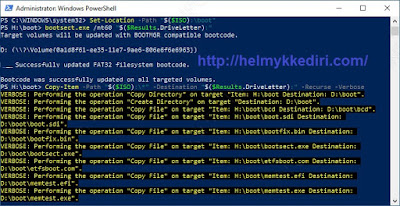 Cara membuat bootable windows lewat powershell2