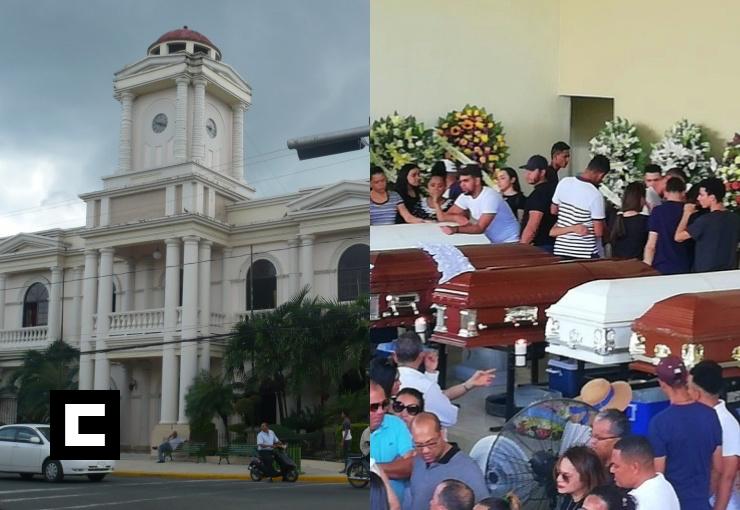 Alcaldía SFM declara duelo municipal por muerte trágica de adolescentes en La Vega