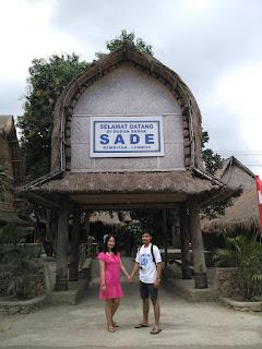 desa tradisional sade