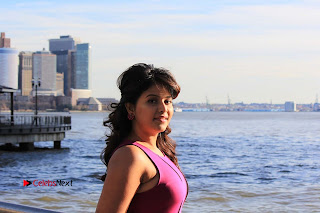 Actress Anjali Stills in Chitrangada Telugu Movie  0008