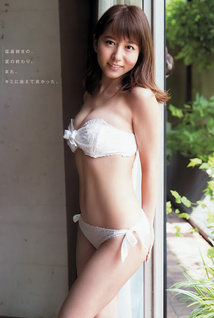 Hot girls Young Animal Japanese Idol Oba Mina 7