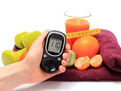 Makanan Yang Direkomendasikan Penyembuhan Luka Diabetes