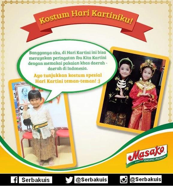 Kontes Foto Kostum Hari Kartiniku