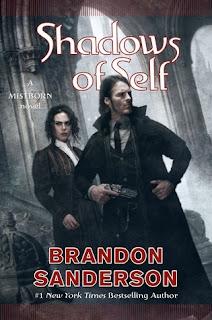Shadows of Self by Brandon Sanderson (Epub)