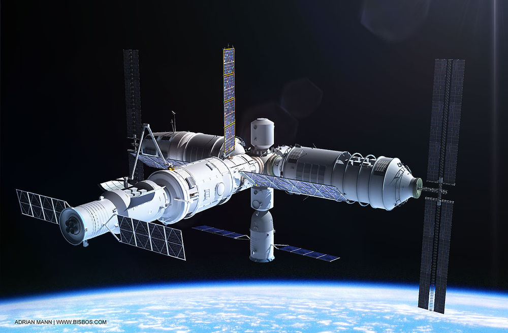 China plans Hubble Class space telescope with 300 time ...