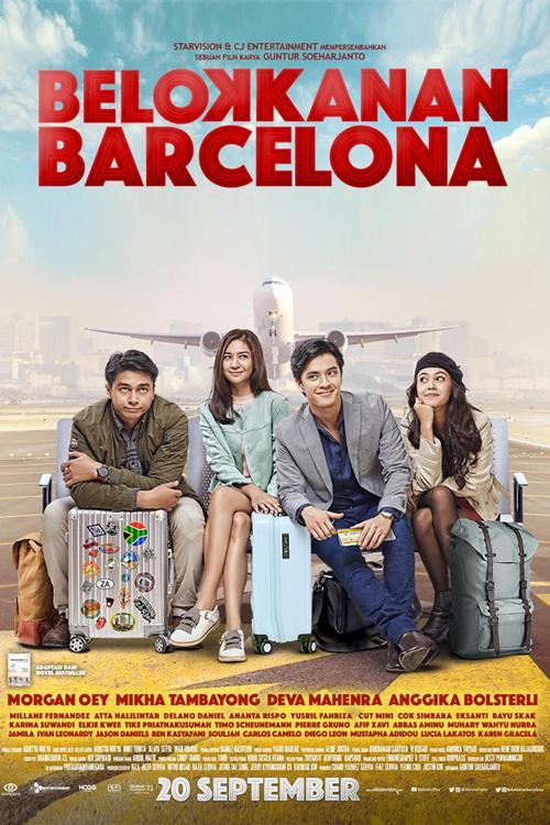 Download  Belok Kanan Barcelona (2018)