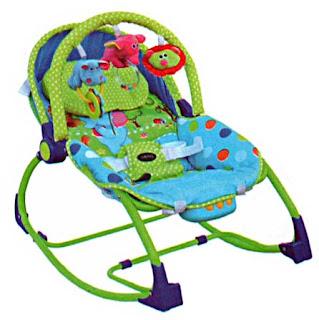 Baby Rocking Chair - Ide Kado untuk Bayi yang Baru Lahir