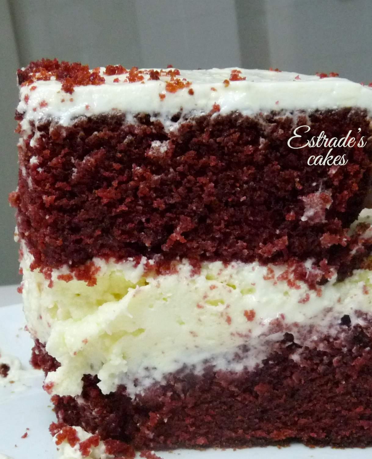 redvelvet cheesecake - 7