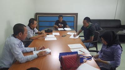 SMSI Lampung Gelar Rapat Laporan Pertanggungjawaban Rakerda II