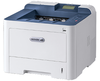tin move easily connected via USB equally good equally WLAN Xerox Phaser 3330 Driver Download