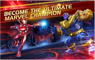 MARVEL Contest of Champions Mod Apk v20.0.0 (One Hit Kill+Enimies Do Not Attack)