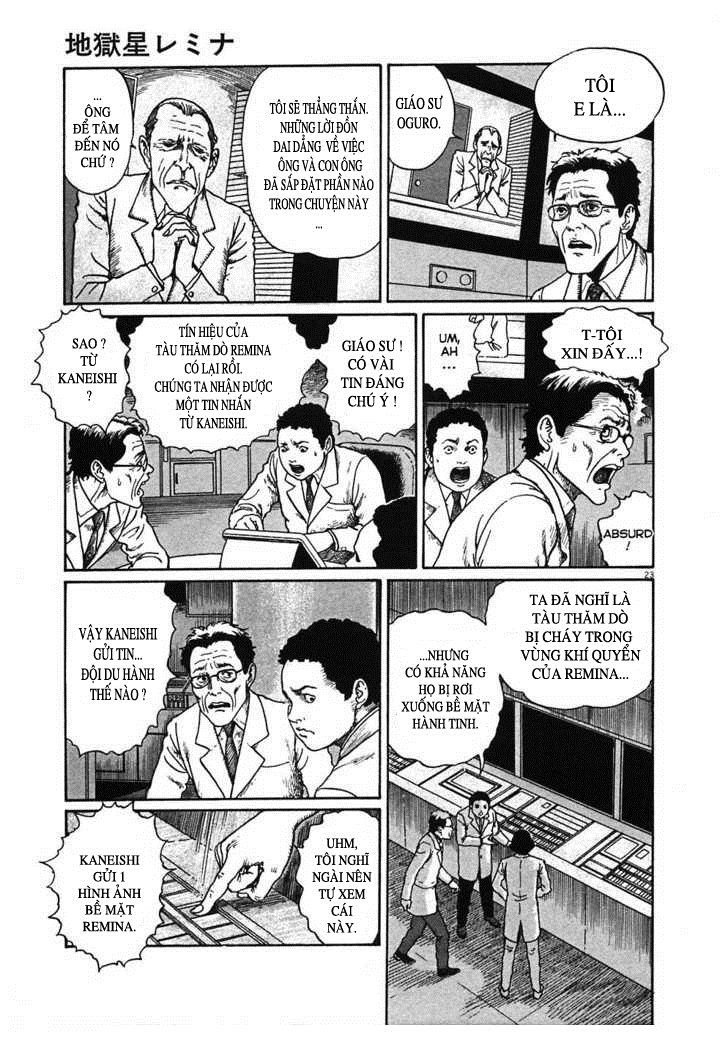 Jigokusei Lemina chap 2 trang 22
