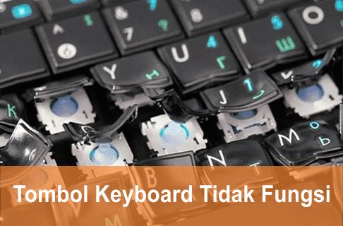 Sebagian tombol keyboard laptop gk berfungsi