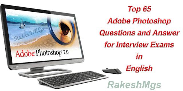 Top 65 Adobe Photoshop