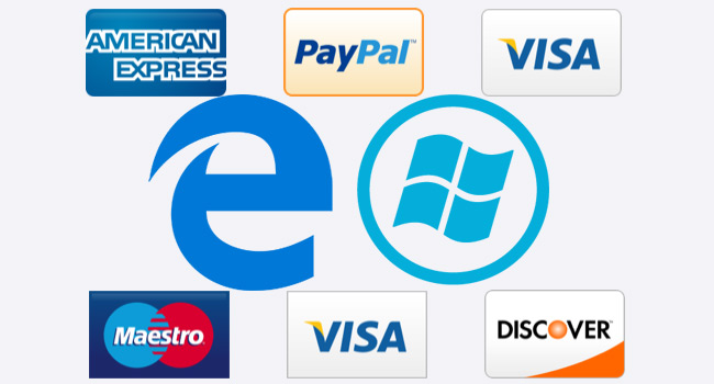 Stop Edge Browser From Saving Credit Card İnformation-www.ceofix.net