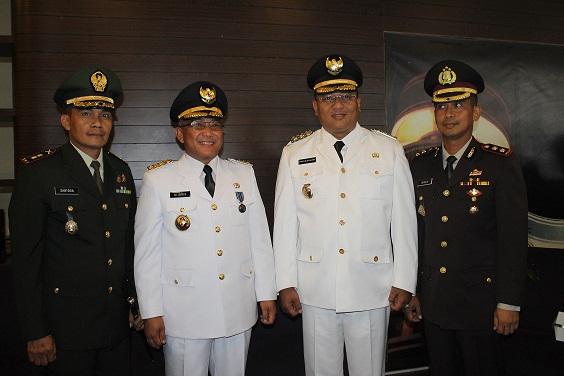 Walikota dan Wakil Walikota Siap Wujudkan Depok Bersahabat