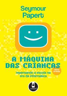 Livro A Máquina das Crianças
