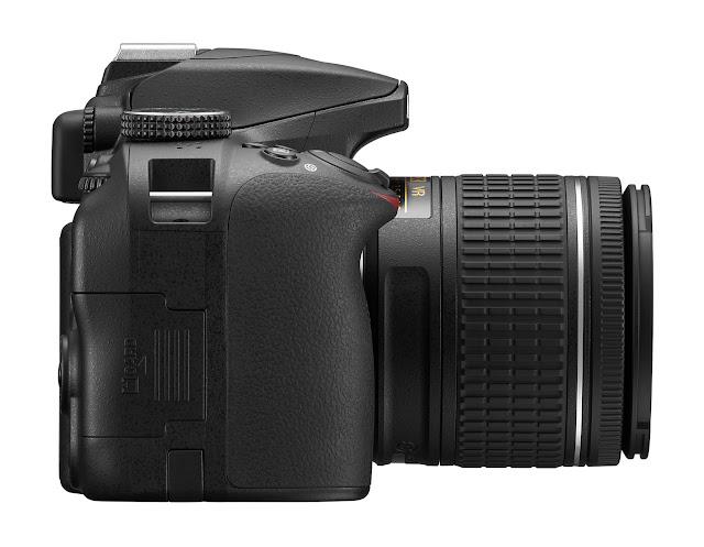 Nikon D3400 vs D3300 Battery Life