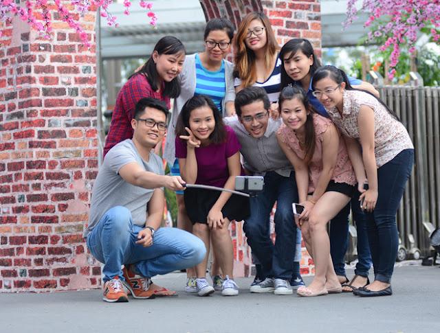 Cán Bộ CNV FPT Hồ Chí Minh Nô Nức Tham Gia Hội Làng 1