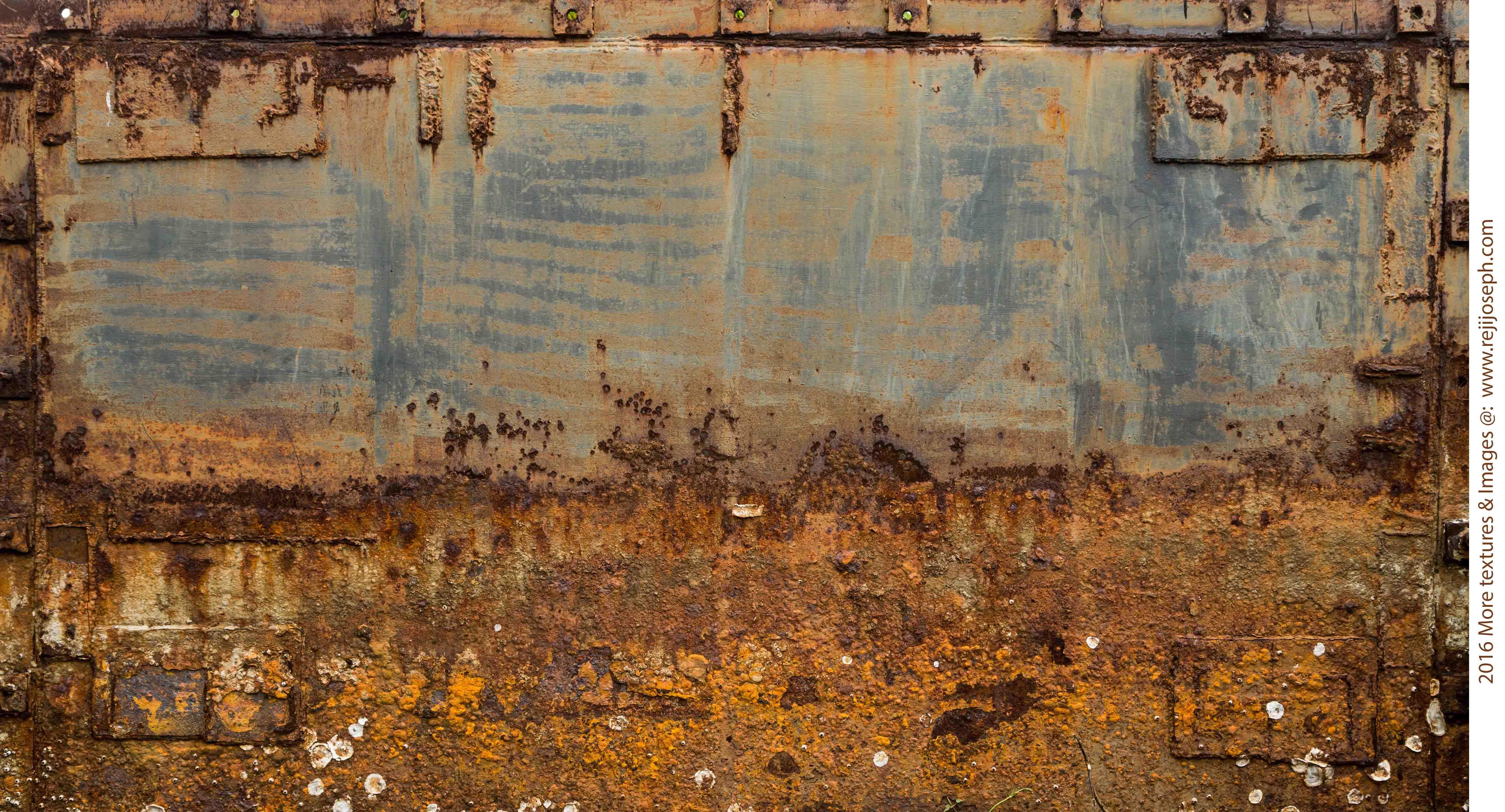 Rusty metal texture 00012