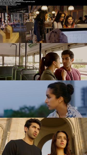 Ok Jaanu 2017 DVDRip 720p Hindi