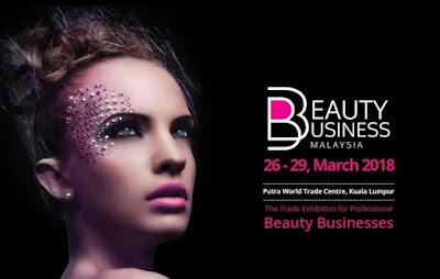 Beauty Business Malaysia 2018 Grab promo