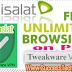 Etisalat Unlimited Free Browsing On Pc With Tweakware Betaslat V2.0.3