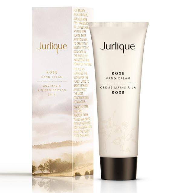 Produk Jurlique Rose Hand Cream Krim