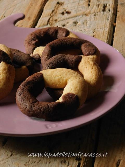 fare i biscotti abbracci