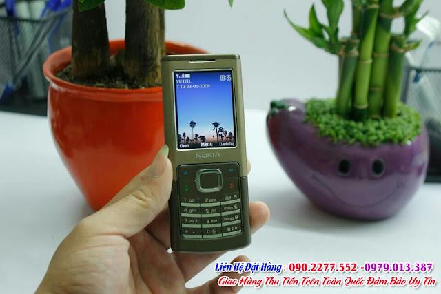 Bán điện thoại siêu mỏng  nokia 6500c giá chỉ 850k tại  đường lê đức thọ hà nội