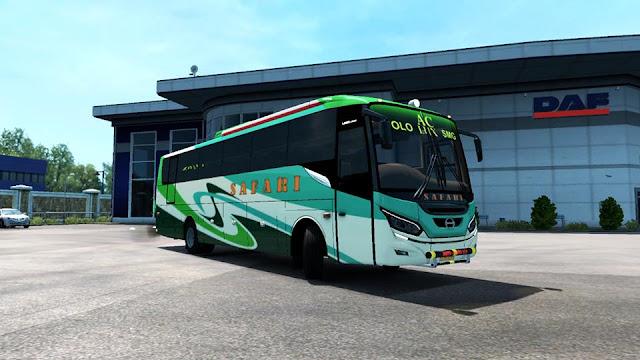 download Mod ets2 Bus Discovery facelift M. Annas cvt M. SR