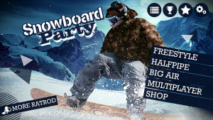 Free Download Snowboard Party APK (MOD Unlimited Money) Terbaru 2018