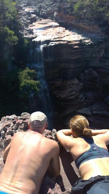 Mirante da Cachoeira do Buracão
