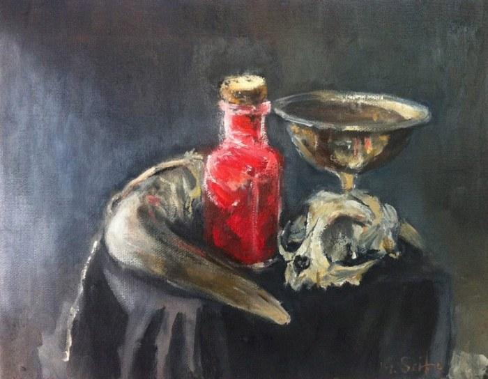 Итальянский художник. Giovanni Scifo