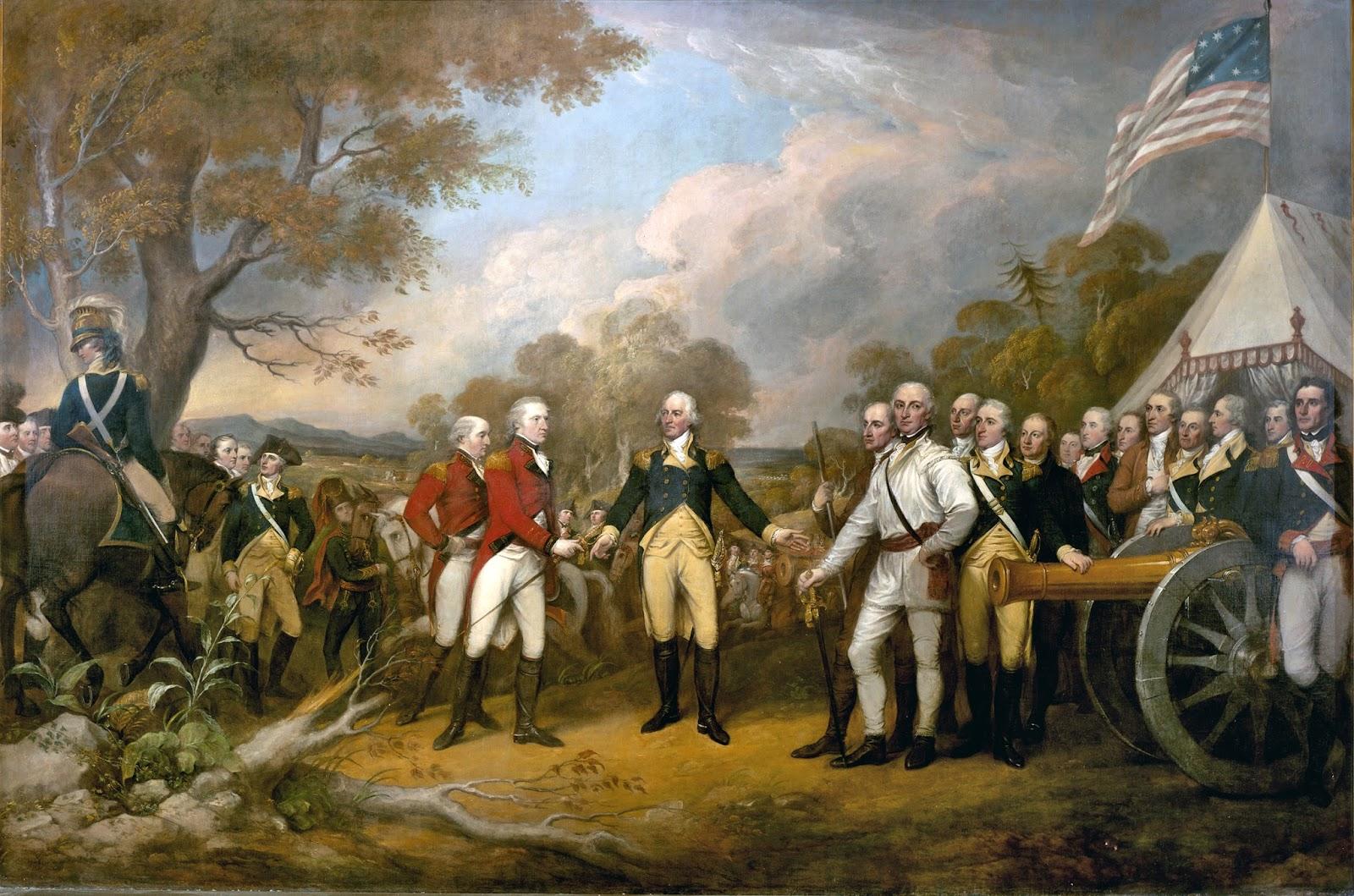 American Revolution (1775 - 1783)