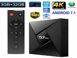 Android TV Box TX9PRO S912 Octa Core 3GB 32GB