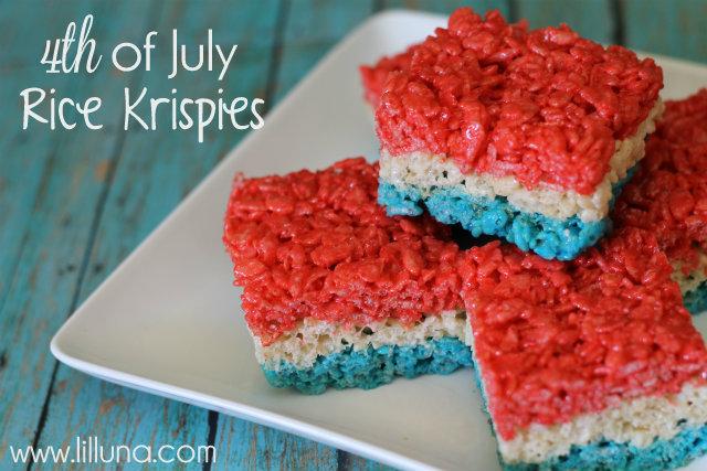 35 Fun 4th Of July Recipes Six Sisters Stuff