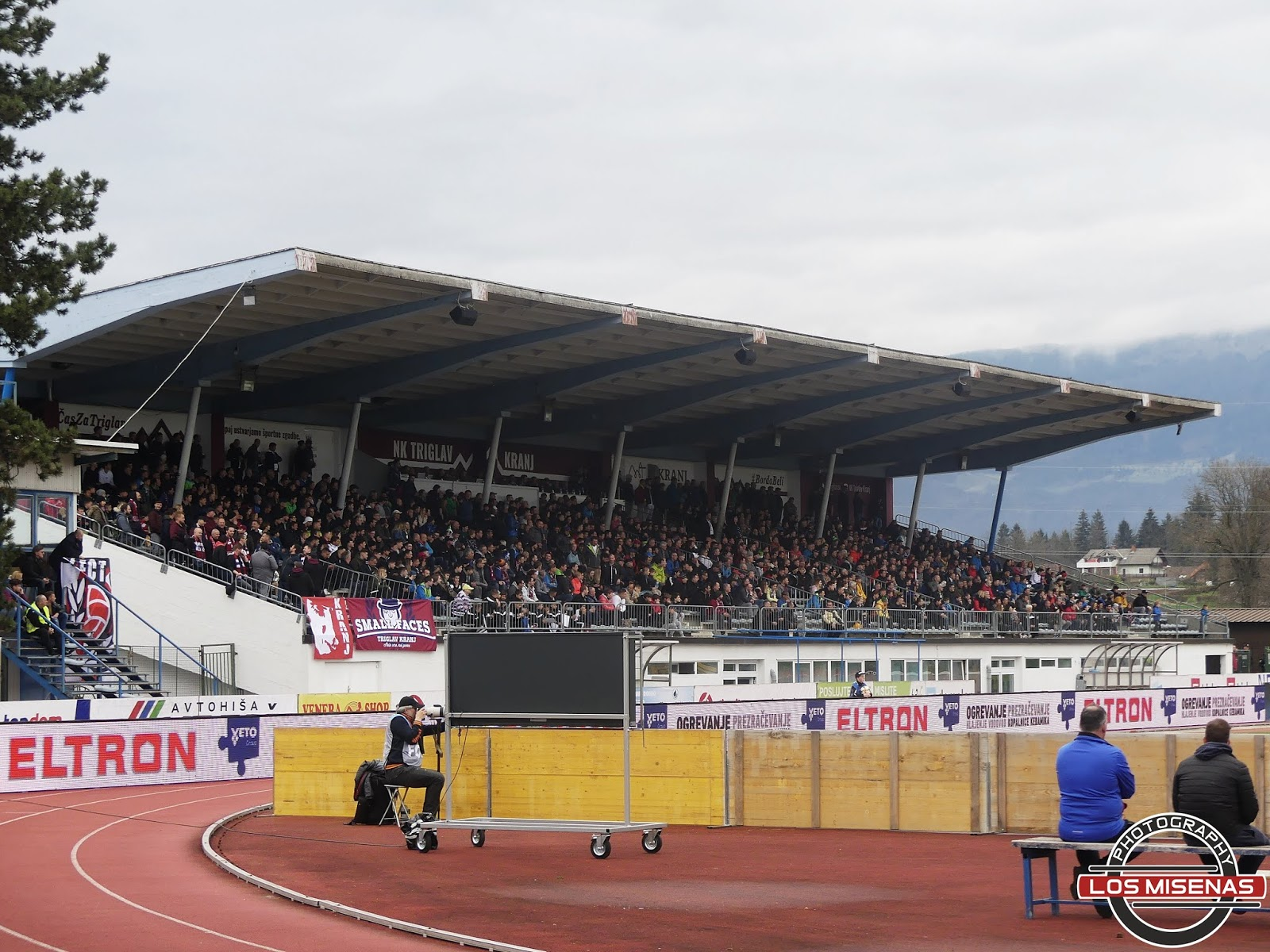 Los Misenas: NK Triglav Kranj vs  NK Maribor 1960