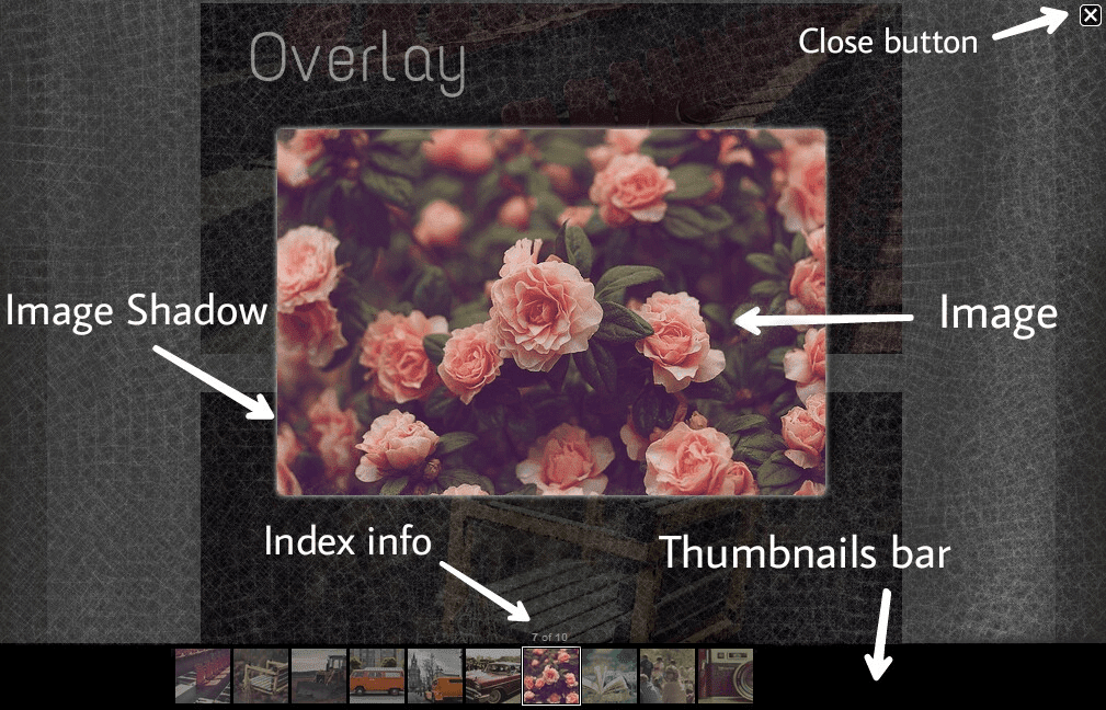 How to Customize Blogger's Official Lightbox - Howbloggerz