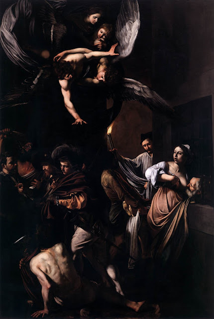 Caravaggio-Naples