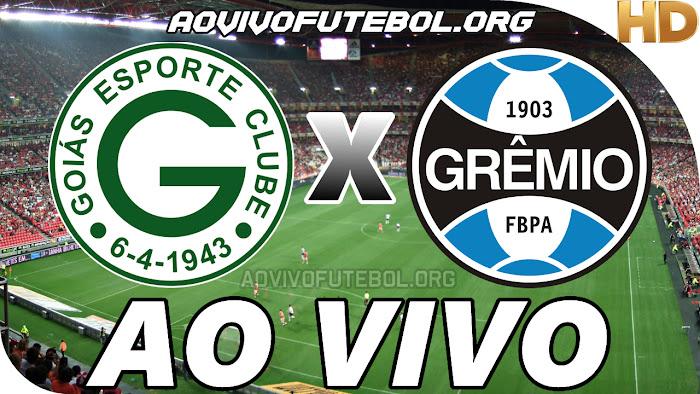Assistir Goiás x Grêmio Ao Vivo