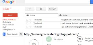 Cara Membuat Email Terbaru 2016