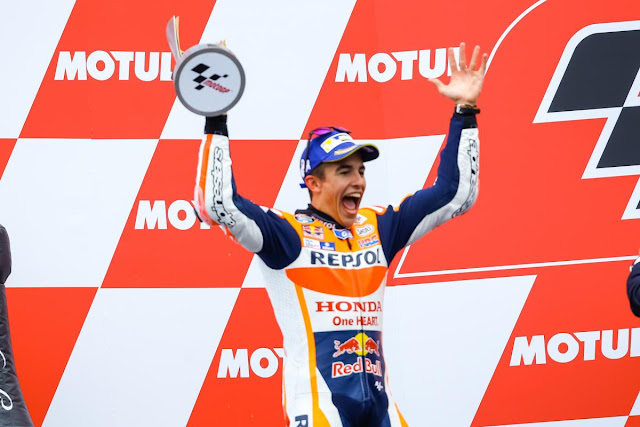Marquez Ingin Tetap Redah Hati Meskipun Memimpin Klasmen