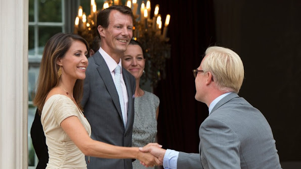 Princess Marie as Patron of the Danish National Commission for UNESCO