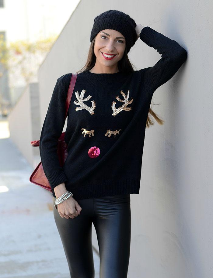 maglione natalizio