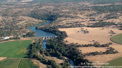 Barragem do Gameiro - Fluviário de Mora
