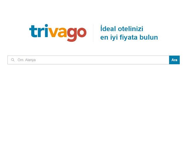 otel arama siteleri - trivago - seyahat önerileri